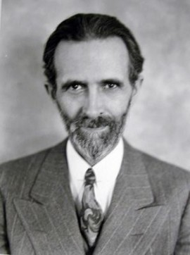 Franklin Merrell-Wolff in 1936
